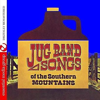 Even Dozen Jug Band - Jug Band Songs of the Southern Mountains [CD] USA import