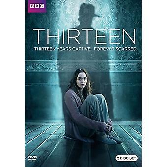 Thirteen [DVD] USA import