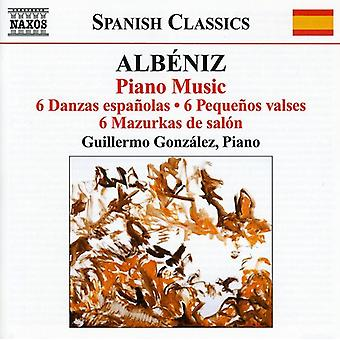 Ik Albeniz - Alb Niz: Piano Music, Vol. 3 [CD] USA import
