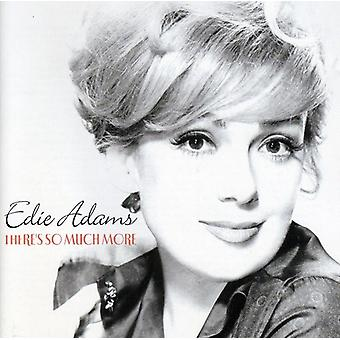 Edie Adams - There's So Much More [CD] USA import