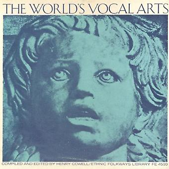 World's Vocal Arts - World's Vocal Arts [CD] USA import