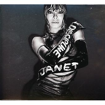 Janet Jackson - disciplin [CD] USA import