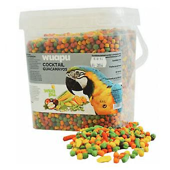 Wuapu Cocktail Wuapu Guacamayos 1500 Gr (Birds , Bird Food)