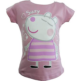 Girls Peppa Pig T-Shirt