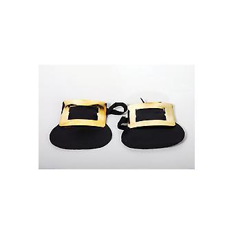 Medias y accesorios de pierna el zapato de hebilla