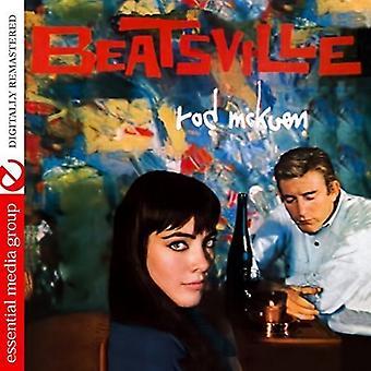 Rod McKuen - Beatsville [CD] USA import