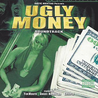 Andre Nickatina - lelijk geld [CD] USA import
