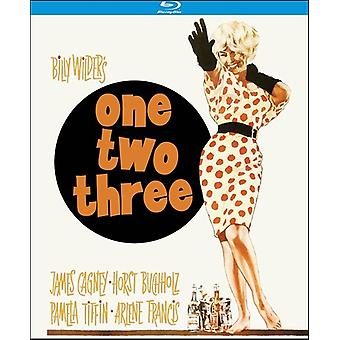 One Two Three (1961) [Blu-ray] USA import