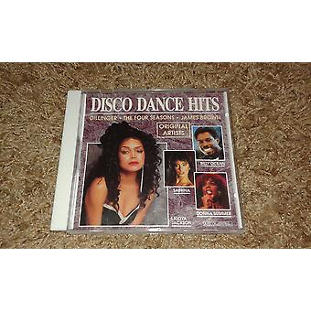 Disco Dance Hits (CD)
