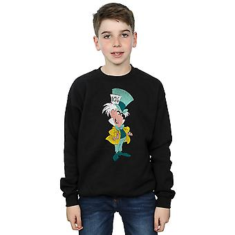 Disney jongens Alice In Wonderland klassieke Mad Hatter Sweatshirt