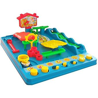 TOMY Screwball Scramble spel