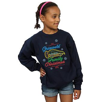 National Lampoon's Christmas Vacation Girls Griswold Family Christmas Sweatshirt