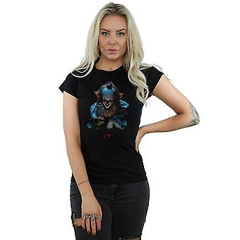 It Women's Pennywise Grin T-Shirt