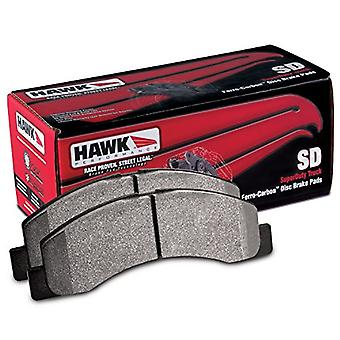 Hawk Performance HB703P.665 SuperDuty Disc Brake Pad