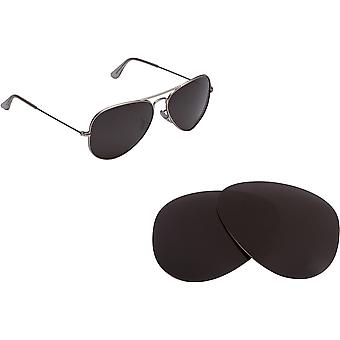Best SEEK Replacement Lenses for Ray Ban 3025 58mm AVIATOR - Multi Opt
