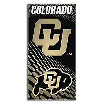 Colorado Buffaloes NCAA Northwest Beach Bath Towel