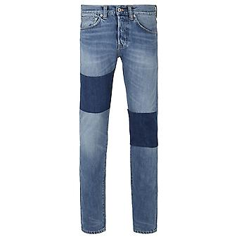 Edwin ED-80 lys skjold vask Slim koniske Jeans