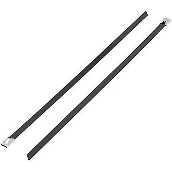 Cable tie 679 mm Black Coated KSS BSTC-679