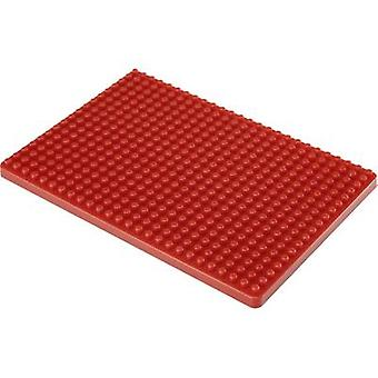 Breadboard mount Red Total number of pins 468 (L x W) 132 mm x