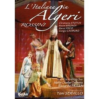 G. Rossini - Rossini: L'Italiana i Algeri [DVD Video] [DVD] USA import