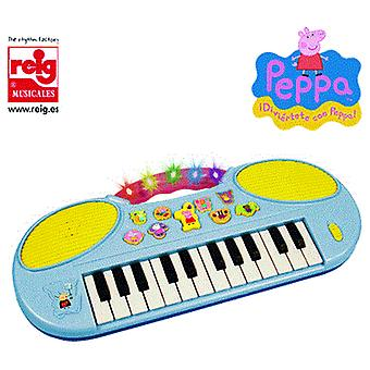 Reig 24 key electronic organ Peppa Pig