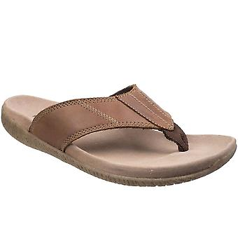 Hush Puppies Mutt Toe Post Mens Toe-Post Sandals