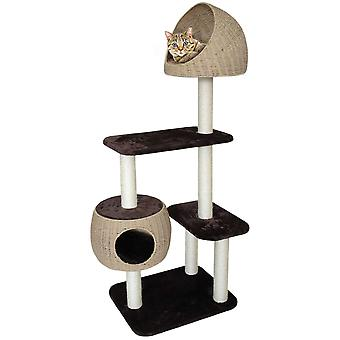 Ica Scratching Zen Gate + Penthouse 4 Alt (Cats , Toys , Scratching Posts)