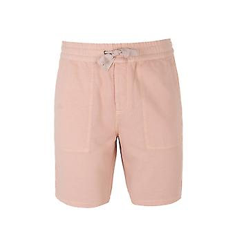 Folk Plaster Pink Sweat Short