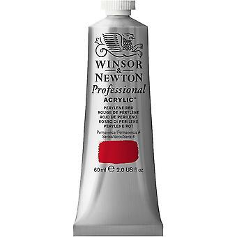 Winsor & Newton Professional Acrylic 60ml - 464 Perylene Red (S4)