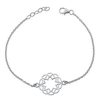 Orphelia argento 925 Bracciale centro cerchio ZA-7076