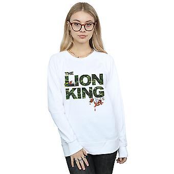 Disney женщин лев король джунглей камуфляж Толстовки