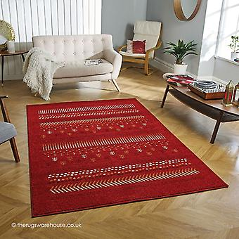Zante Clan Red Rug