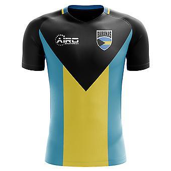 2018-2019 Bahamas hjem konseptet fotball skjorte (barn)