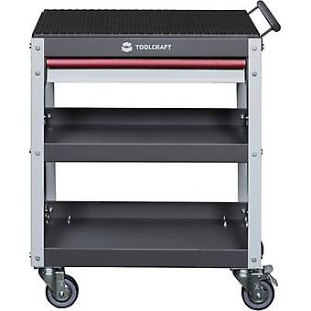 TOOLCRAFT Service trolley with 1 drawer 553942 Dimensions:(L x W x H) 684 x 469 x 870 mm