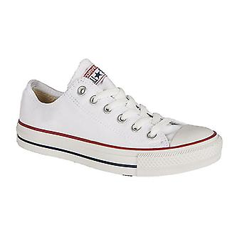Converse Chuck Taylor Low Sneaker Weiß All Star OX