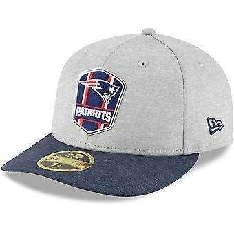 Ny æra 59Fifty Cap - New England Patriots skubbe væk LP