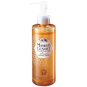 MANUKA'S COSMET Beauty & Healthy Bee Honey Peeling Jell 15+