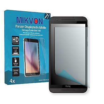 HTC One E9s Dual Sim Screen Protector - Mikvon Armor Screen Protector (Retail Package with accessories)