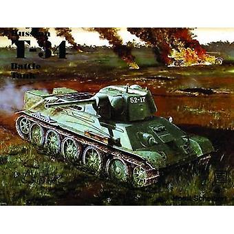 Rosyjski czołg t-34 przez Horst Scheibert - 9780887404054 książki
