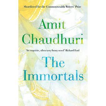 Die unsterblichen von Amit Chaudhuri - 9781780746319 Buch