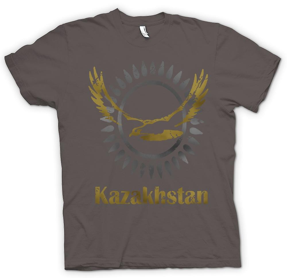 Womens T-shirt - Kazachstan - Cool Design grappig