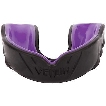 Venum Challenger Mouthguard Black/Purple