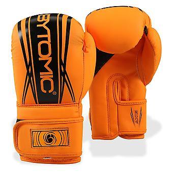 Bytomic Axis V2 Kids Boxing Gloves Orange/Black