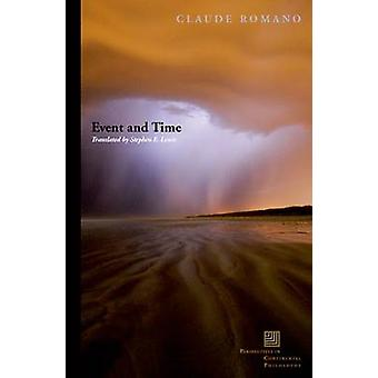 Event and Time by Claude Romano - Stephen E. Lewis - 9780823255344 Bo