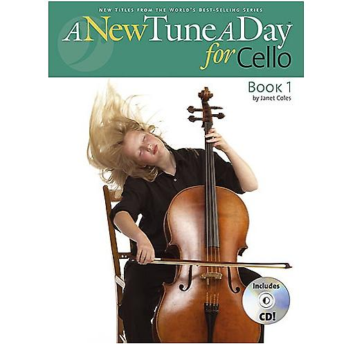 A New Tune A Day Cello Book 1 & CD