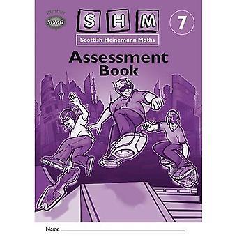 Scottish Heinemann Maths 7: Assessment Book (8 Pack)