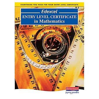 Certificat de niveau Edexcel entrée en mathématiques