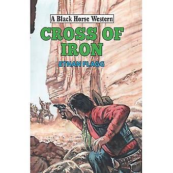 Cruz de ferro (um cavalo preto ocidental)