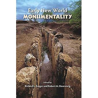 Tidig New World monumentalitet