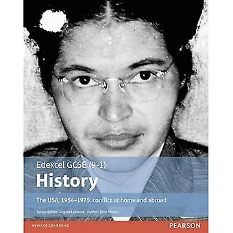 Edexcel GCSE (9-1) History the USA, 1954-1975: Conflict at Home and Abroad Student Book (EDEXCEL GCSE HISTORY...